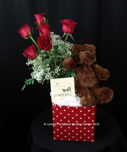 The My Everything Gift Box Delivered by Lowe's Floral, Minot, ND