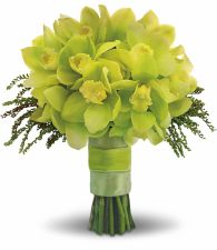 Green Glee Bouquet T194-8a