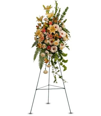 Telefloras Sweet Remembrance Spray