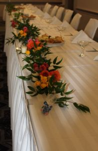 Headtable Arrangement