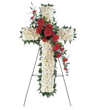 Telefloras Hope and Honor Cross